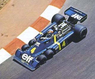 tyrrell, P34, autoleyendas