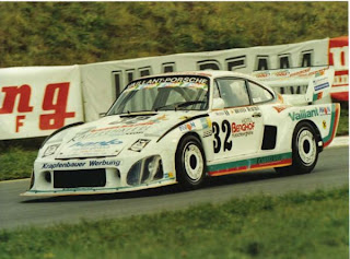 porsche, kremer, 935, 1978, autoleyendas