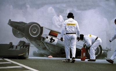 clr, mercedes, le mans, 1999, flip, autoleyendas