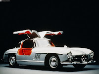mercedes benz, 300 sl, gullwing