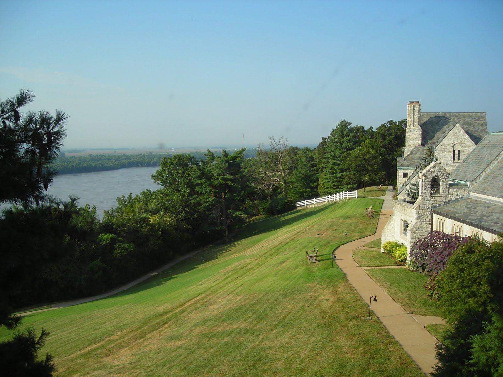 Skipp 39 s sabbatical year st louis mo white house for Retreat house