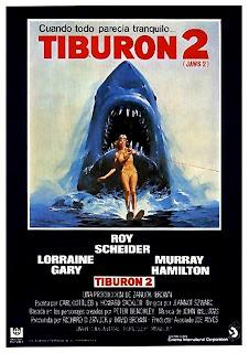 Tiburón 2 Poster