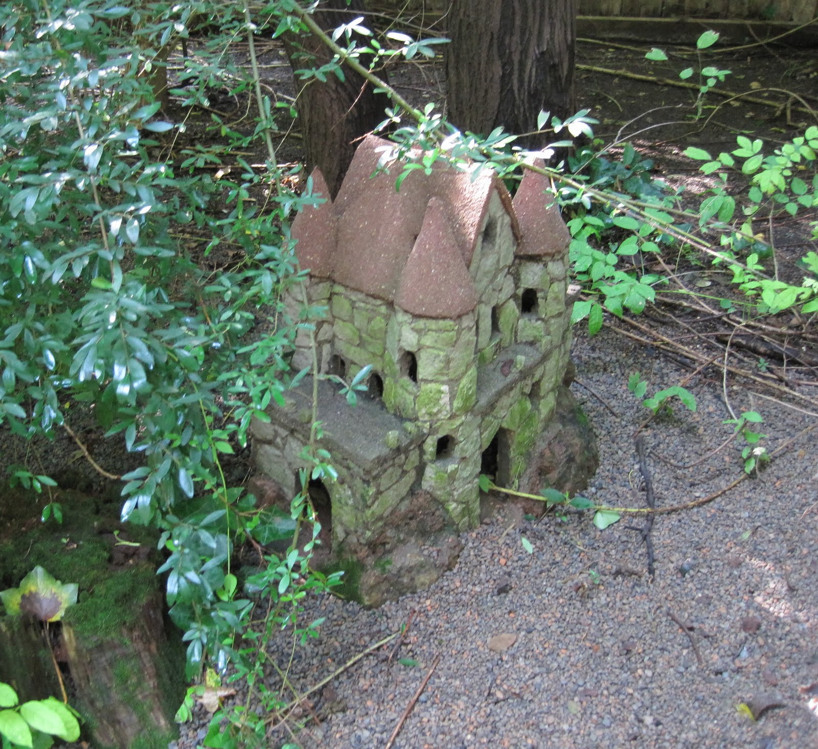 Fairy Houses A Guest Post