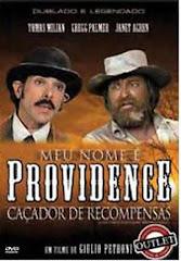 E agora me chamam Providence, e dai?
