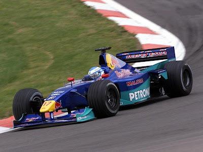 Equipe Sauber de Formula 1 de 1998 by carrodecorrida.blogspot.com