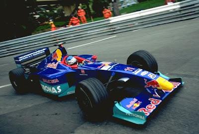 Equipe Sauber de Formula 1 de 1999 by carrodecorrida.blogspot.com