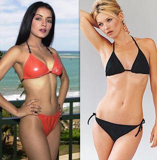 nude bikini girls
