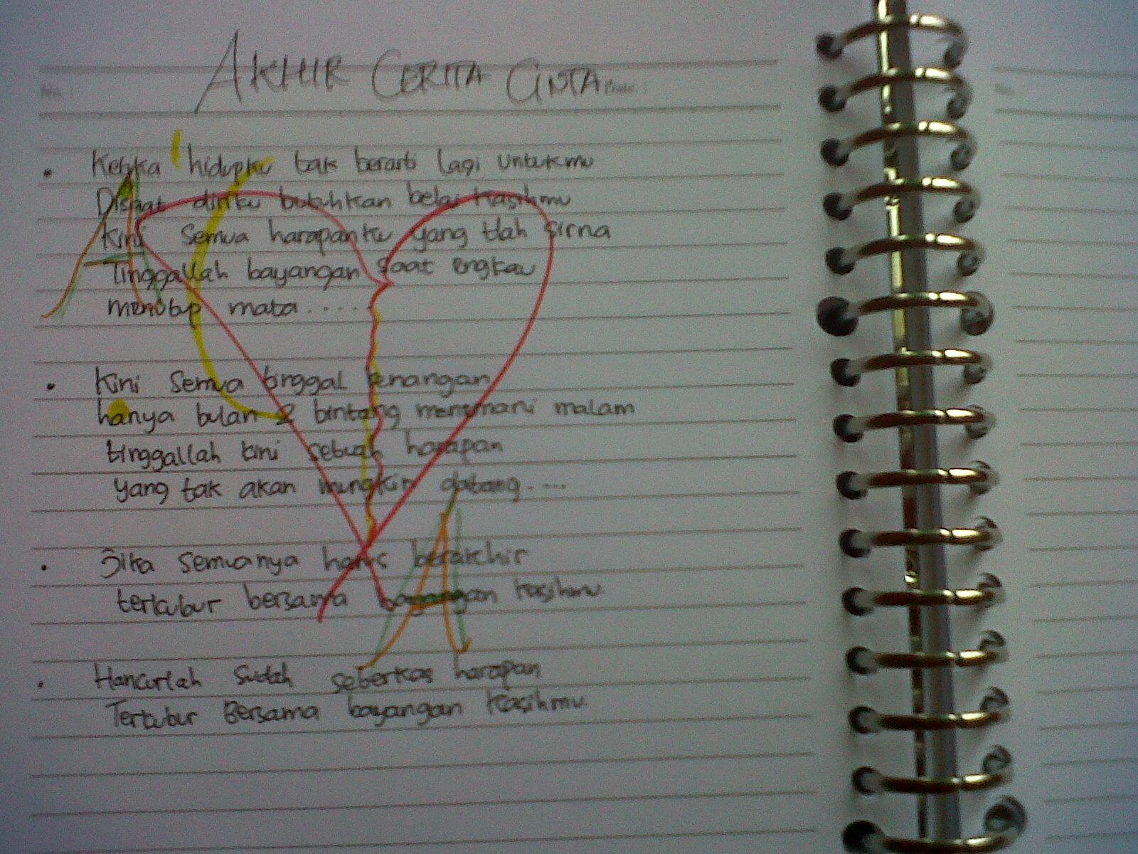 Image Result For Akhir Cerita Cinta Chords