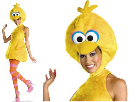 sesame street adult costumes big bird Net's purge removed stories from Harry Potter, Naruto, Twilight, ...