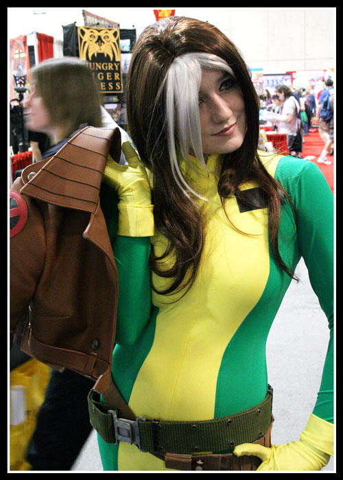 Popular Character CostumesX Men Rogue Costume Ideas