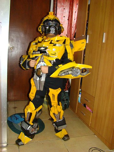 Transformers Costume For Women