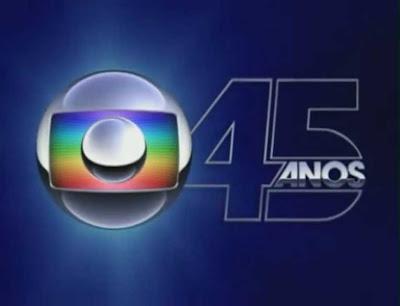 Rede Globo 45 anos Mensagem Subliminar