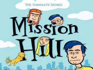 Mission Hill cartoon