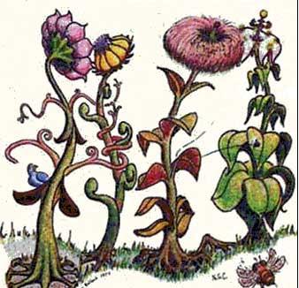 subliminar flores gucci