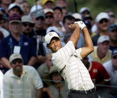 Tiger Woods Invisivel