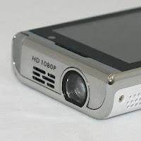 mp30 projetor detalhe