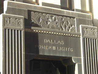 Dallas Power and Light Building which is now home to some really nice lofts