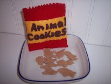 Animal Cookies
