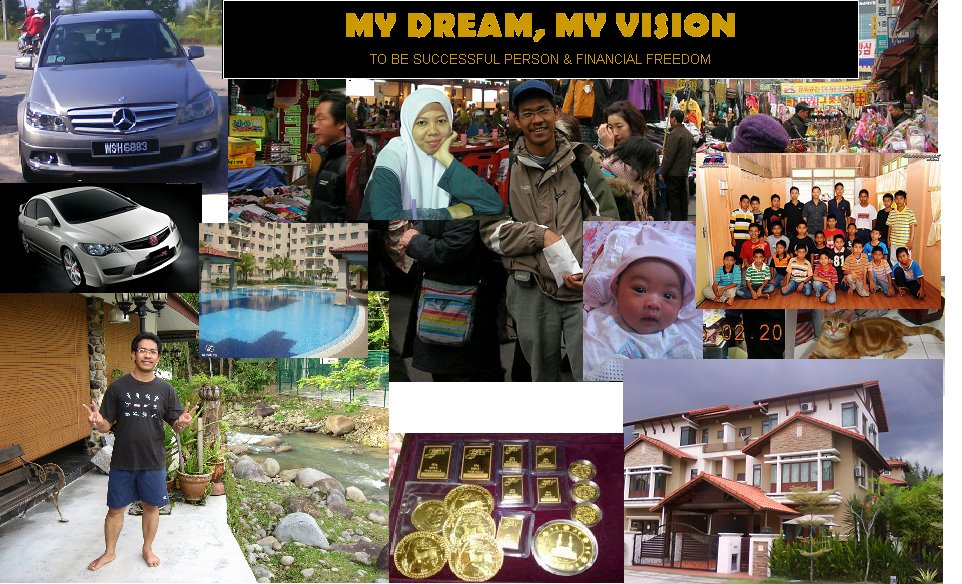 My Dream, My Vision