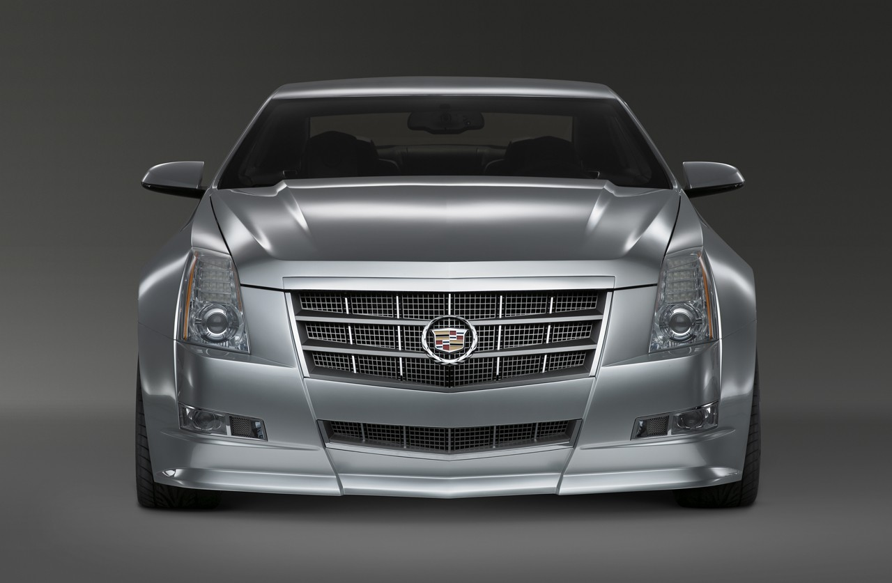 New 2011 Cadillac CTS-V Coupe