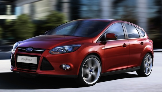 Yeni Ford Focus Hatchback