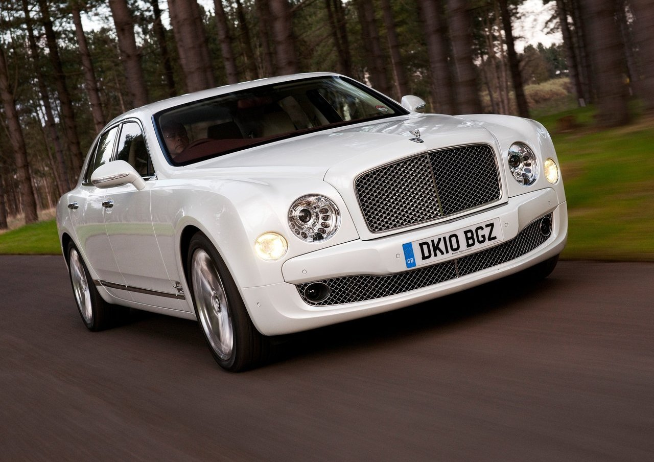 New automotive 2011 new bentley mulsanne 2011techical for The bentley