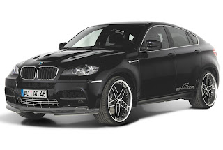 New AC Schnitzer BMW X6 M 2010, Power Cars,Sports Cars.