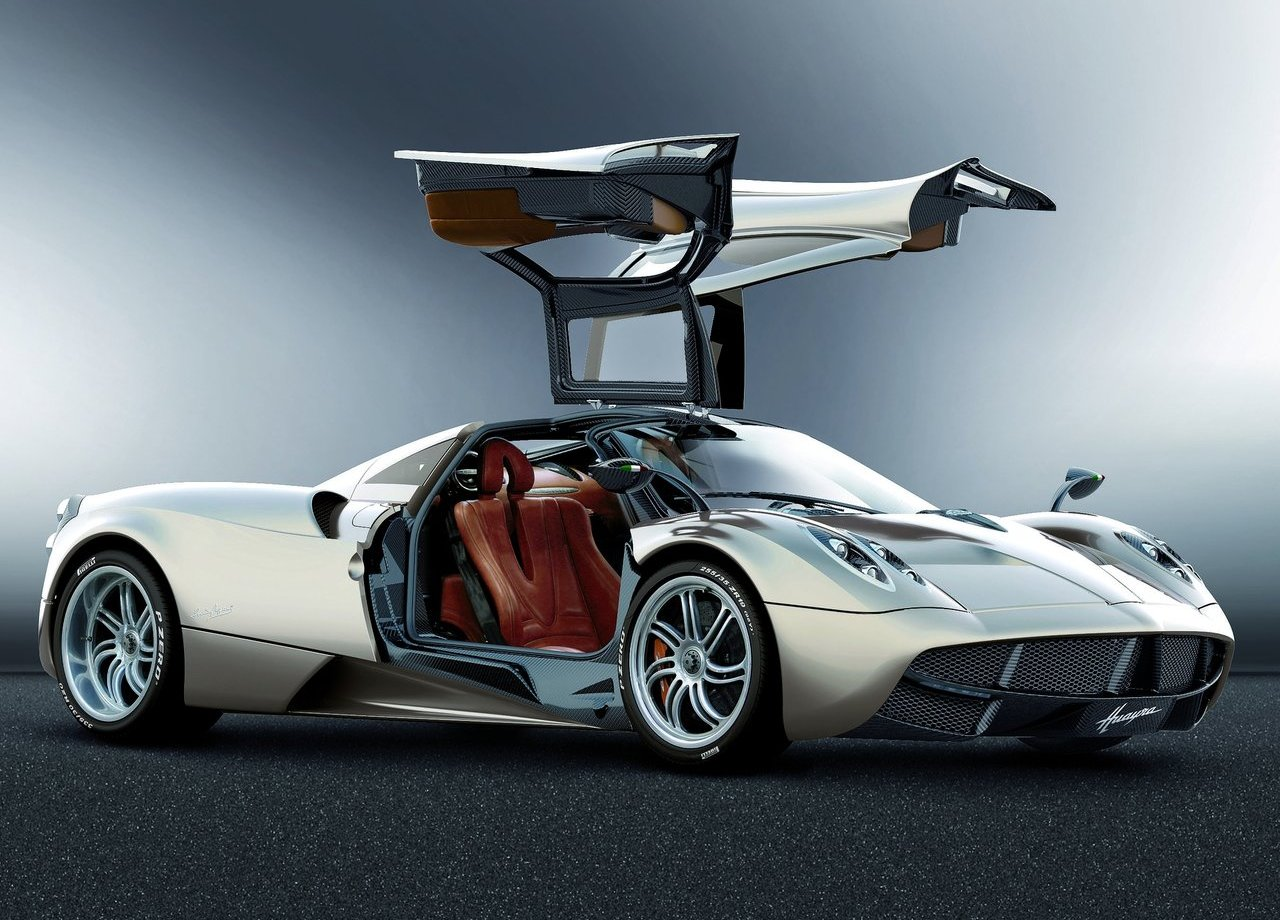 New Pagani Huayra Car For 2012 | Auto Unique and New Cars
