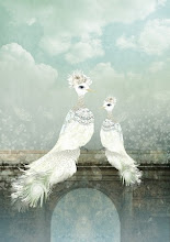 BIRD COUPLE BY KRISTA RAAK