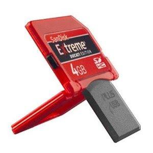 SD USB combo ducati