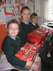 Operation Christmas Child 2009