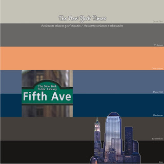 Aproximamo-lo da cidade dos arranha-céus se o seu estilo é minimalista e moderno. The New York Times criará ambientes urbanos e sofisticados na sua casa