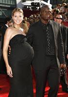 Heidi Klum e o marido, Seal - Reuters