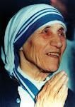 Um exemplo de vida - MADRE TERESA DE CALCUTÁ
