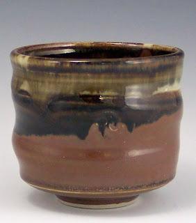 Stoneware Yunomi teabowl