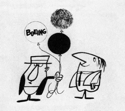 John K Stuff UPA , flat stylized cartoons I like