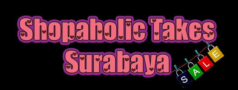 Shopaholic Takes Surabaya