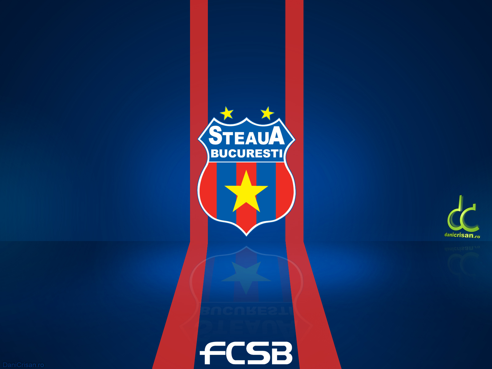 Wallpaper Steaua   FCSB