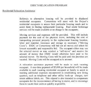 Right Of Way ESDC Letter Warns AY Footprint Tenants