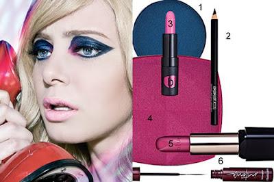 Lady Gaga: Dica de Maquiagem do clipe Telephone