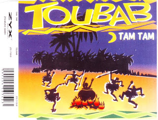 Cover Album of Toubab (By Diego Paz)