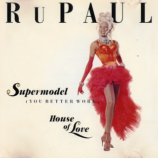 RuPaul - Supermodel / House of Love (By Guto Madureira)