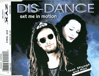 Dis-Dance feat. Miyage - Set Me In Motion (By Docktourhumor)