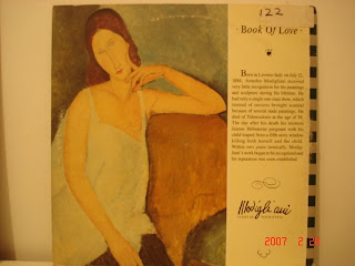 Book Of Love - Modigliani (Request) (By Warlock)