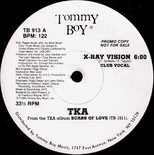 TKA - X-Ray Vision (Repost) (By Warlock)