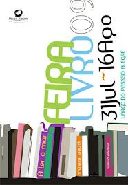 Feira do Livro 2009 – um convite à leitura, na companhia do mar