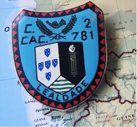 EMBLEMA DA COMPANHIA DE CAÇADORES 2781