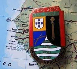 EMBLEMA DO B. CAÇ. 2927