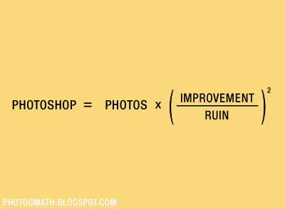 photoshop equation