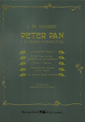 PETER PAN, la obra completa